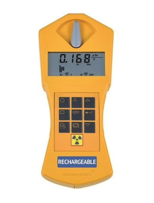 Monitor de radiação