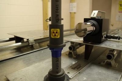 Aferição dos medidores de radiação