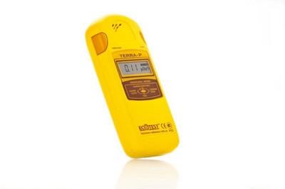 Aparelho detector de radiação
