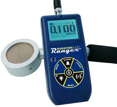Aparelho para medir radiação