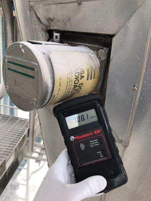 Consultoria em radioproteção