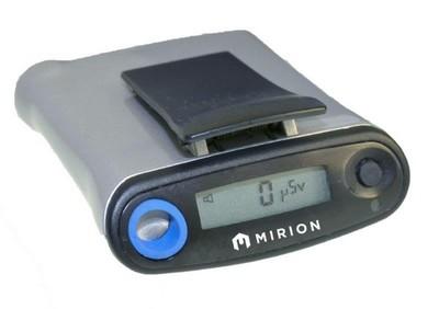 Equipamento para medir radiação