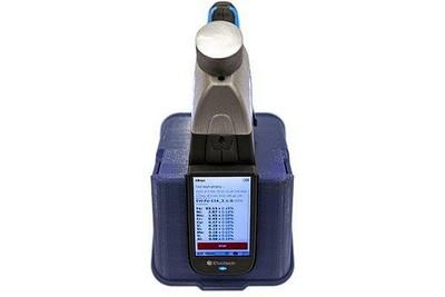Espectrômetro portátil para alumínio