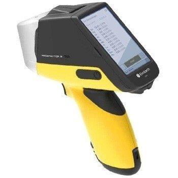 Espectrômetro portátil por fluorescência de raios x