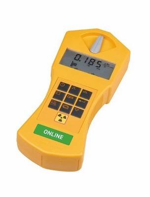 Monitor de radiação ionizante