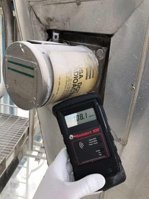 Radioproteção industrial
