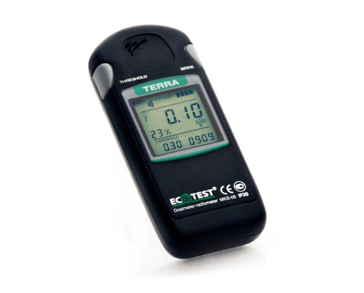Ecotest - Modelo MKS 05 Terra Bluetooth