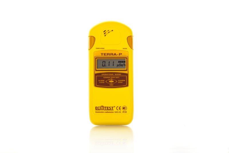 Ecotest - Modelo MKS 05 Terra-P+