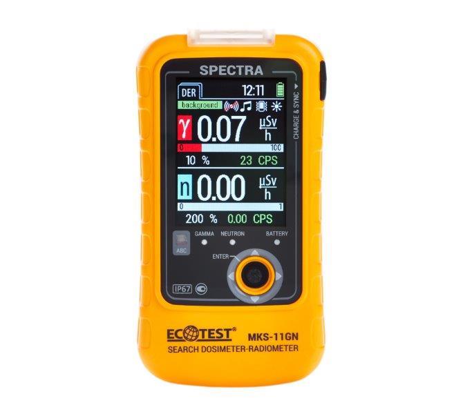 Ecotest - Modelo MKS-11GN New SPRD Spectra