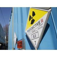 Transporte material radioativo cnen