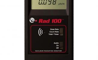 Detector de radiação comprar