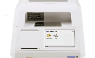 Espectrometria por fluorescência de raios x
