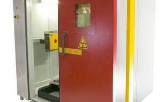 Scanner para tomografia